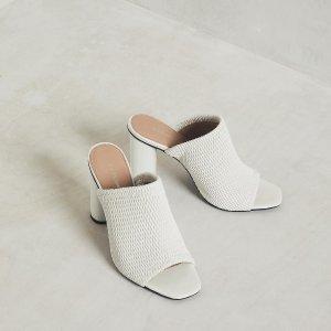 一律$39 收舒适百搭凉鞋Rue La La  精选美鞋低至3折热卖