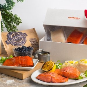 Extra 15% OffBF Deal on Seafood Pack @Vitalchoice
