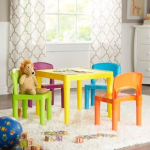 As low as $29Wayfair Kids Table & Chair Sets on Sale