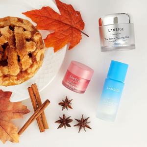Dealmoon Exclusive! Receive a 4-week supply of Water Bank Moisture Creamwith any $50 purchase @Laneige