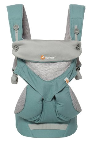 Ergobaby 360 All Carry Positions Award-Winning Cool Air Mesh Ergonomic Baby Carrier @ Amazon