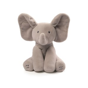 7.5折 包邮包退Gund 婴幼儿毛绒玩具促销 有经典音乐大象