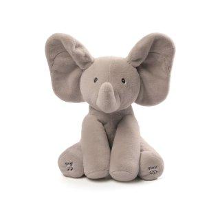 6折起 包邮包退Gund 婴幼儿毛绒玩具促销 有经典音乐大象