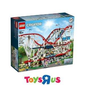 LegoCreator Roller Coaster