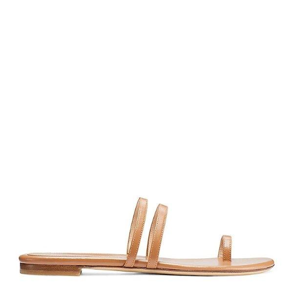 LEONITA 凉鞋 浅棕色