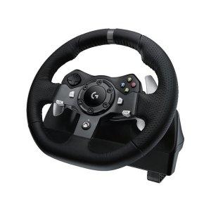 Logitech G920 方向盘 + 踏板 Xbox One + PC