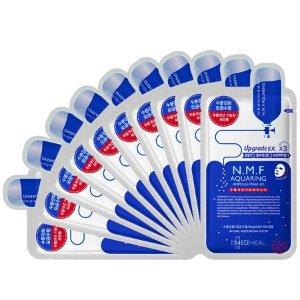 含税到手¥55/盒美迪惠尔 N.M.F针剂水库面膜贴 10片*3盒