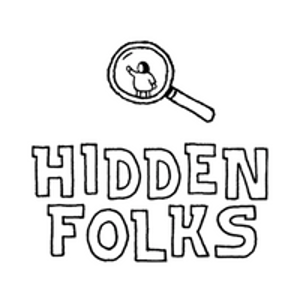 《Hidden Folks》 iPhone / iPad 数字版 找茬找到眼瞎