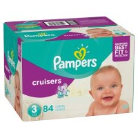 Pampers Cruisers 尿不湿