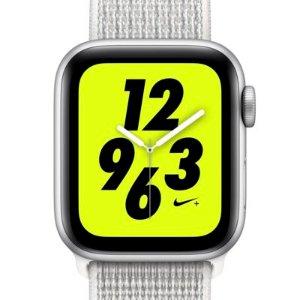 Apple Watch Nike+ Series 4 (GPS + Cellular) 40mm with Nike Sport Loop