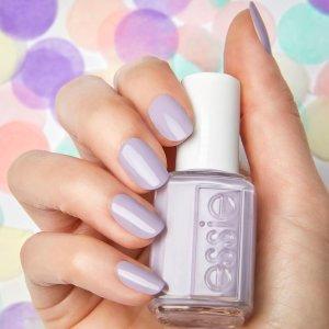 $5.49 (原价$9)Essie指甲油,淡雅紫
