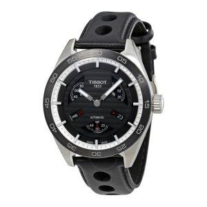 TissotPRS 516 Automatic Black Dial Men's Watch T100.428.16.051.00