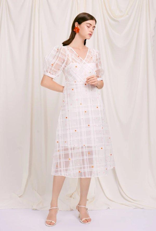 可爱连衣裙