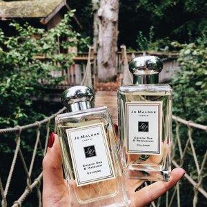 任意单送9ml海盐鼠尾草香水Jo Malone London官网香水热卖 收蓝风铃 英国梨香水