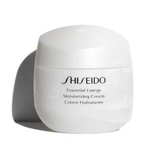 Shiseido Moisturizing Cream