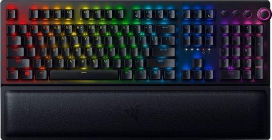 黑寡妇 V3 Pro 无线机械键盘