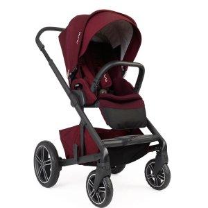 立减$100-$120黒五价:Nuna MIXX2 婴儿车、RAVA安全座椅特卖