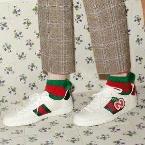5折起 Prada杀手包降$1114LN-CC 私密大促 Gucci小白鞋$537,Acne全线白菜$101起