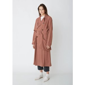 Acne StudiosOlicia Fluid Twill Coat