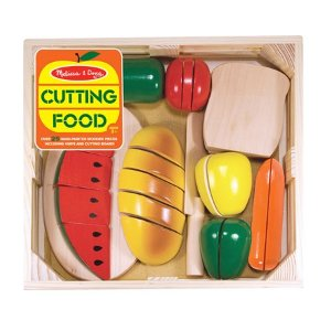$13Melissa and Doug 木质蔬果切切乐玩具,还有更多选择