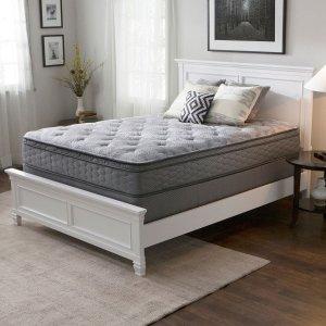 $398Serta Perfect Sleeper Woodbriar 3 Series Cushion Firm Queen Mattress Set