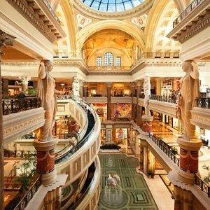 $109起拉斯维加斯凯撒宫赌场度假酒店