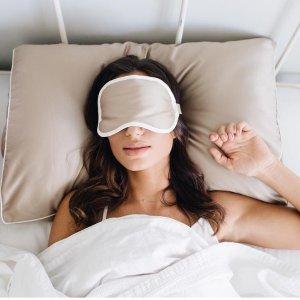 宋佳、娜扎同款铜离子眼罩¥167折扣升级:Iluminage 铜离子眼罩、枕套低至6.5折,睡个美容觉 元气满满