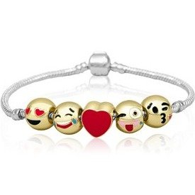 Extra 35% Off + Up to 93% OffAll Emoji Jewelry Sale @ SuperJeweler