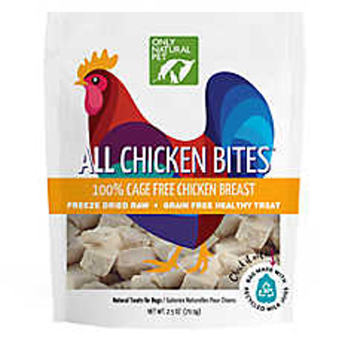 Buy 2 Get the 3rd 50% OffOnly Natural Pet Freeze Dried Pet Treats on Sale