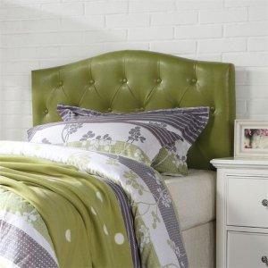 ACME Furniture 牛油果绿色PU皮床头