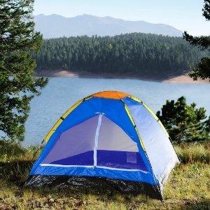 $17.99(原价$22.97)Happy Camper 双人户外用帐篷促销