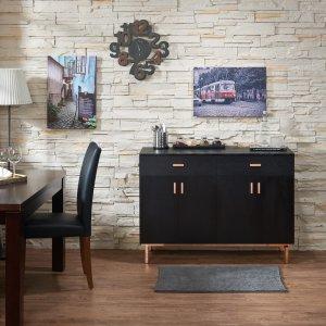 低至3折+额外9折Overstock 精选餐厅碗柜、展示橱柜热卖