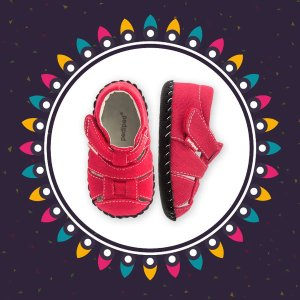 额外7.5折独家:pediped OUTLET 全场童鞋热卖,推荐学步鞋