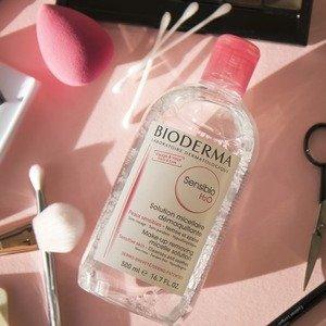 BIODERMA 舒颜洁肤液卸妆水 500ml
