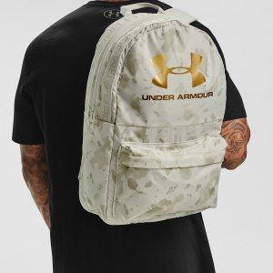 低至6折 $37.99收封面同款Under Armour官网 双肩背包、健身包、Tote包等促销