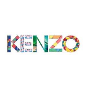 低至5折 功夫鼠系列也参加Kenzo官网 年中大促尾声捡漏 收各种logo短袖、虎头polo等