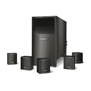 $499Bose Acoustimass 6 Series III Home Entertainment 5.1 Speaker System