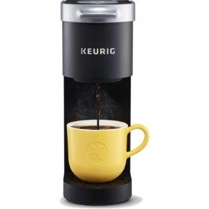 KeurigK-Mini® 单杯胶囊咖啡机