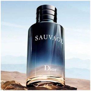 低至3折Amazon 大牌香水热卖 收明星同款Dior旷野香水