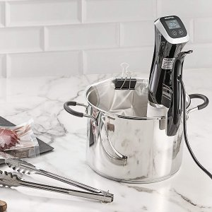 $59.99 Gourmia Immersion Sous Vide Pod 2nd Generation