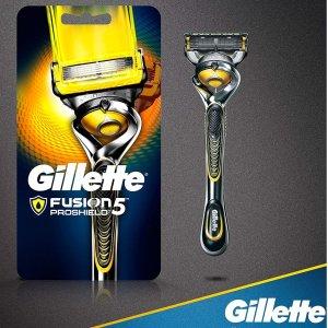 Gillette Fusion5系列 ProShield 男士剃须刀