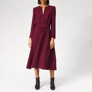 A.P.C.无门槛65折!设计感连衣裙