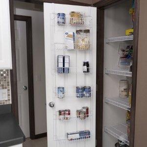 $17.98Walmart Closet Organizer w/ 6 Shelves