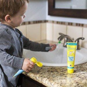 $8.33(原价$14.7)Baby Banana 草莓香蕉味儿童药膏,让刷牙变成爱好