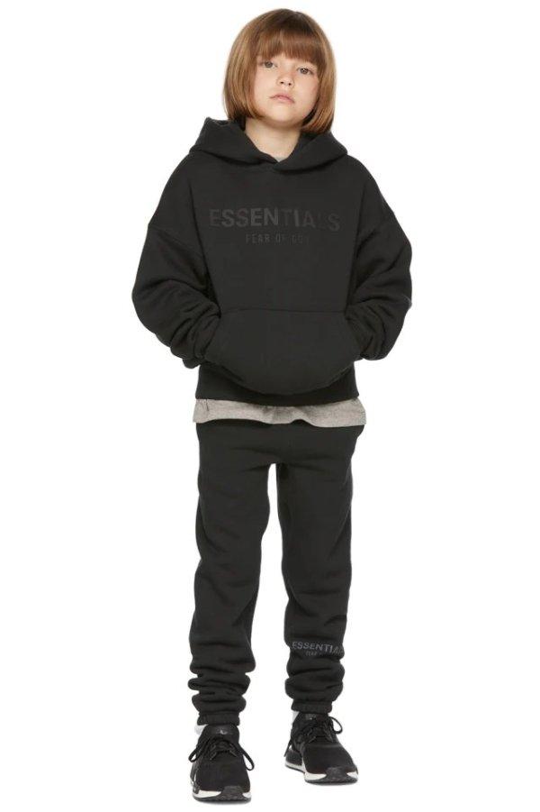 儿童休闲裤