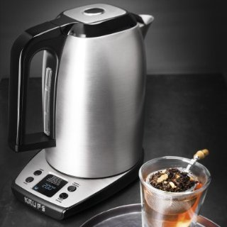 KRUPS Adjustable Temperature Electric Kettle