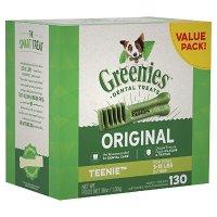 Greenies Teenie 狗狗洁牙棒 130支