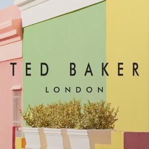 低至5折 经典蝴蝶结tote£19Ted Baker 英伦优雅美衣、精致美包季末大促