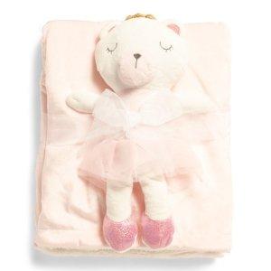 限今日包邮上新:TJ Maxx 儿童产品超多新货,纱布巾新到全部折扣价
