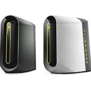 $1949.99(原价$2449.99)外星人 R10 游戏主机 (R7-3700X,5700XT,16GB,1TB+1TB)